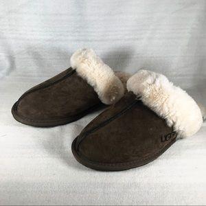 NEW Ugg Women's Scuffette II Slippers Expresso